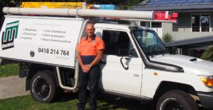 LED lighting electrician northern beaches